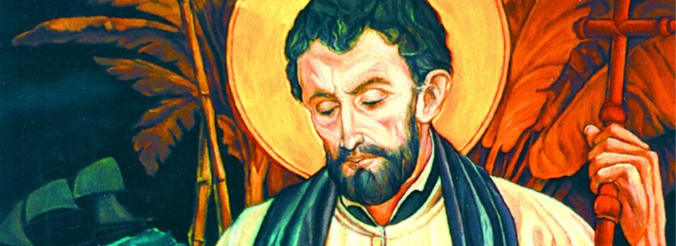 św. Franciszek Ksawery patron misjonarzy