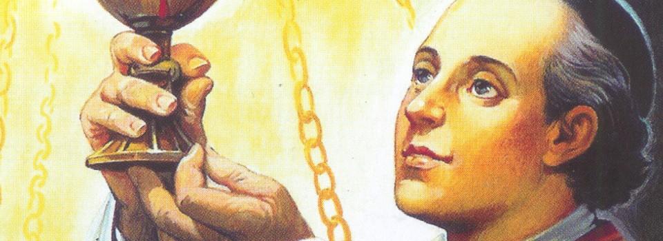 św. Kasper założyciel misjonarzy