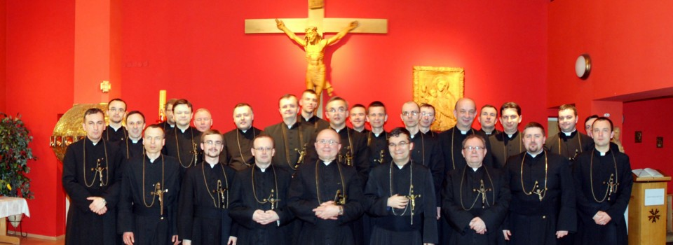 Misjonarze Krwi Chrystusa w Polsce