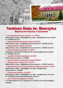 terminy-rekolekcji-2016-dom-Wawrzynca_Sanktuarium-w-Czestochowie_m